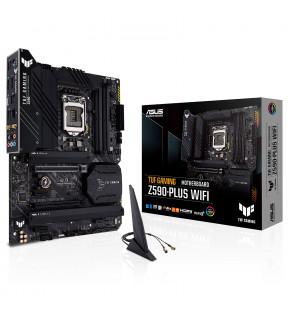 ASUS TUF GAMING Z590-PLUS WIFI - carte-mère - ATX - Socket LGA1200 - Z590 ASUS - 4