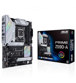 ASUS PRIME Z590-A - carte-mère - ATX - Socket LGA1200 - Z590 ASUS - 3