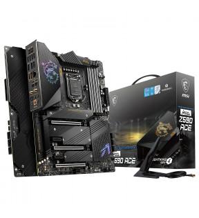 MSI MEG Z590 ACE - carte-mère - ATX - Socket LGA1200 - Z590 MSI - 2