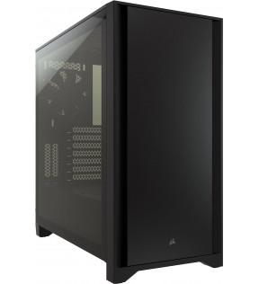 CORSAIR iCUE 4000D Tempered Glass - ATX CORSAIR - 1