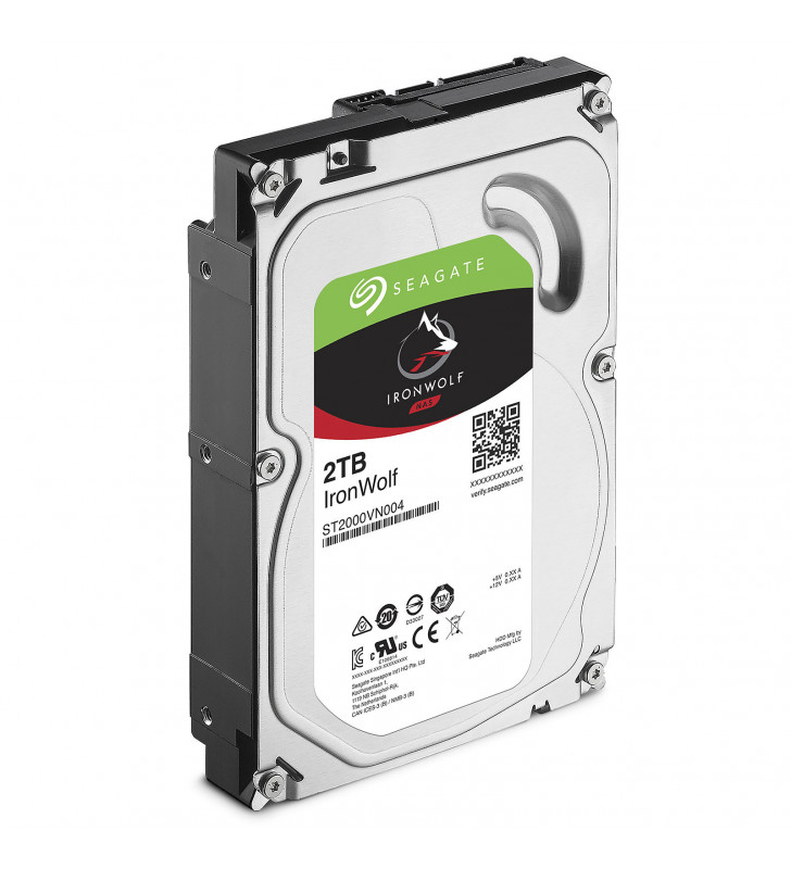 SEAGATE IronWolf ST2000VN004 - disque dur - 2 To  SEAGATE - 4