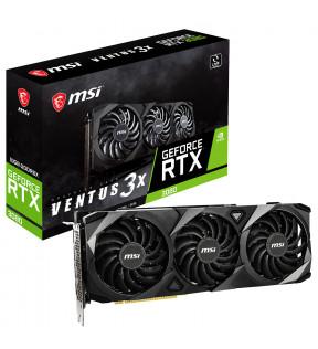 MSI GeForce RTX 3080 VENTUS 3X 10G - carte graphique - GF RTX 3080 - 10 Go MSI - 1