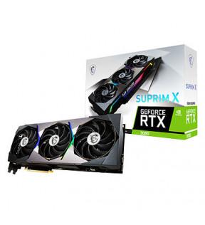 MSI GeForce RTX 3080 SUPRIM X 10G - carte graphique - GF RTX 3080 - 10 Go MSI - 1