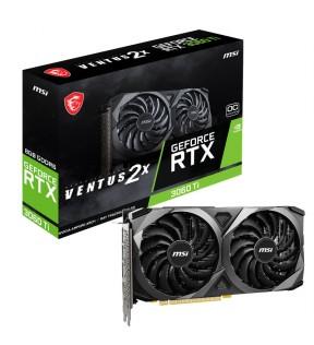 MSI GeForce RTX 3060 Ti VENTUS 2X OCV1 - carte graphique - GF RTX 3060 Ti - 8 Go MSI - 1