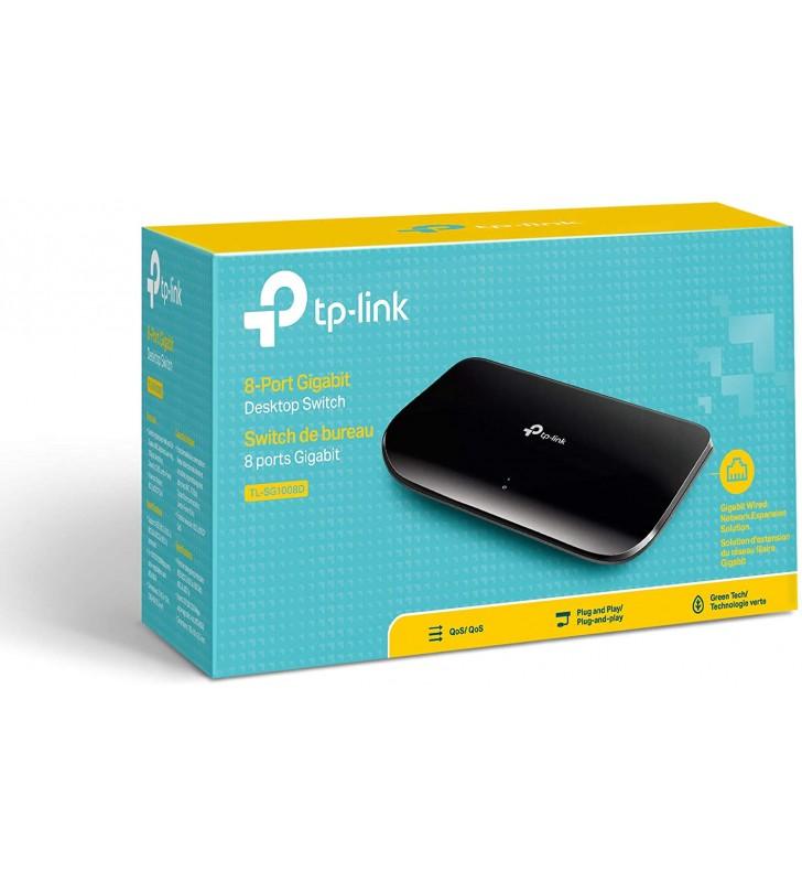TP-Link TL-SG1008D - switch - 8 ports TP-LINK - 5