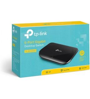 TP-Link TL-SG1005D V6 - switch - 5 ports TP-LINK - 1