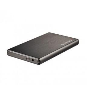 """SMARTTECK  2.5"""" USB3.0 alu noir SMARTTECK - 1"""