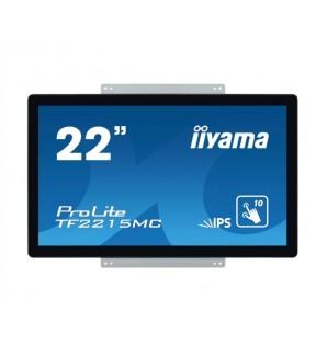 iiyama ProLite TF2215MC-B2 - Écran LED - 21.5''- 1920 x 1080 Full HD@ 60 Hz - IPS - 350 cd/m² - 1000:1 - 14 ms IIYAMA - 1