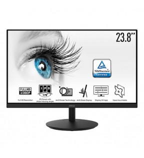 "MSI 23.8"" LED - PRO MP242 1920 x 1080 pixels - 5 ms - Format 16/9 - Dalle IPS - 75 Hz MSI - 1"