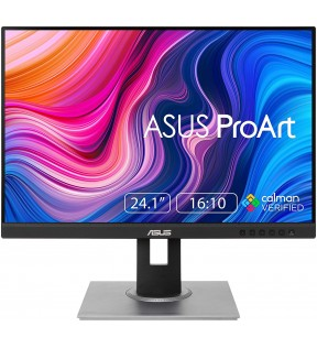 "ASUS ProArt PA248QV - Ecran PC 24,1"" WUXGA - Dalle IPS - 1920x1200 - 300cd/m² - Display Port ASUS - 1"