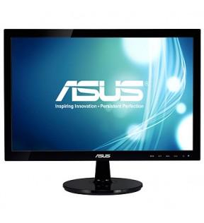 """ASUS 18.5"""" LED - VS197DE 1366 x 768 pixels - 5 ms - Format large 16/9 ASUS - 1"""
