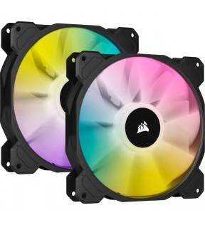 CORSAIR iCUE SP140 RGB ELITE - ventilateur châssis CORSAIR - 1