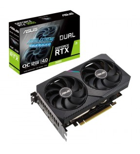ASUS Dual GeForce RTX 3060 DUAL O12G V2 ASUS - 1