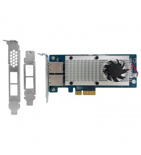 CARTE RESEAU Dual Port 10Gbase-T *LAN-10G2T-X550*0247 QNAP - 1