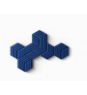 ELGATO Wave Panels Starter Set — Blue CORSAIR - 1