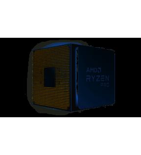 AMD Ryzen 7 PRO 4750G MPK AMD - 1
