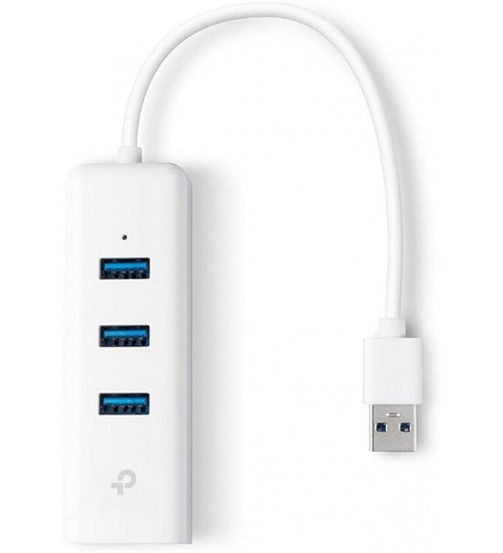 TP-Link UE330 - Adaptateur USB 3.0 - Ethernet - Hub 3 ports USB TP-LINK - 3