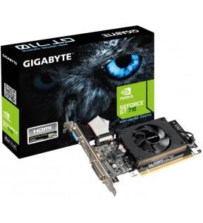 GIGABYTE GT710 V2 GV-N710D3-2GL V2 GIGABYTE - 1