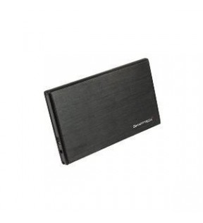 SMARTTECK  2.5 USB 2.0 aluminium noir EXT DD SMARTTECK - 1