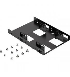 CORSAIR SUPPORT POUR 2 SSD 2.5'' DANS BAIE 3.5'' CORSAIR - 1
