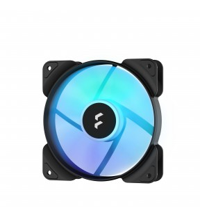 FRACTAL Aspect 12 RGB PWM Black Frame FRACTAL DESIGN - 1
