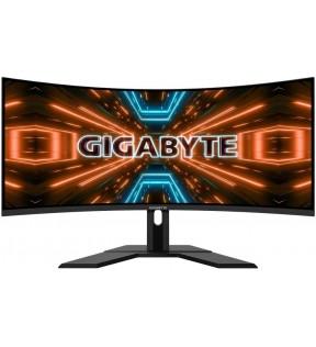 """GIGABYTE 34"""" LED - G34WQC 3440 x 1440 pixels - 1 ms (MPRT) - 21/9 GIGABYTE - 1"""