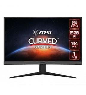 "MSI Optix G24C6 - écran LED - incurvé - Full HD (1080p) - 23.6"" MSI - 1"