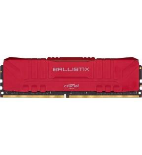 CRUCIAL BALLISTIX 16Go DDR4-3200 (Rouge) CRUCIAL - 1