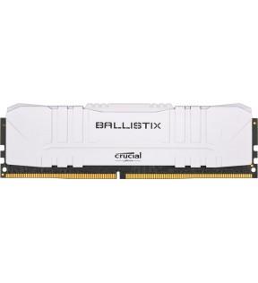 CRUCIAL BALLISTIX 8Go DDR4-3200 (Blanc) CRUCIAL - 1