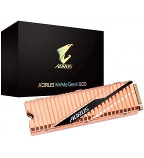 GIGABYTE AORUS NVMe Gen4 SSD 1TB GIGABYTE - 5