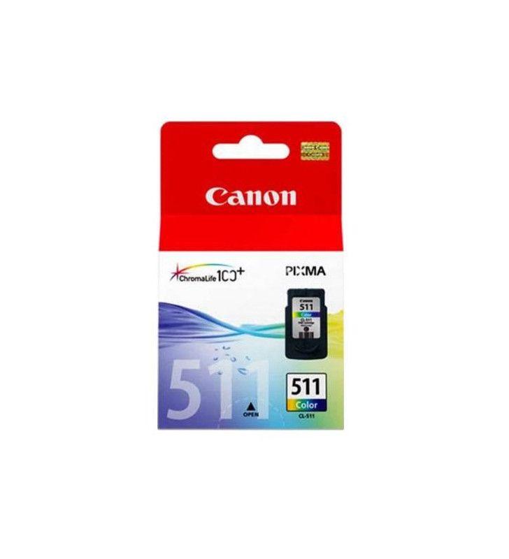 Tous les consommables imprimantes-CANON-CON-CAN-CL511C