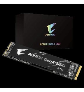 GIGABYTE AORUS Gen4 SSD 2TB GIGABYTE - 1