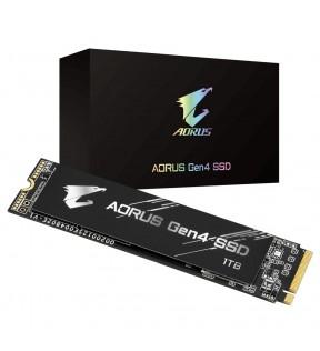 GIGABYTE AORUS Gen4 SSD 1TB GIGABYTE - 1