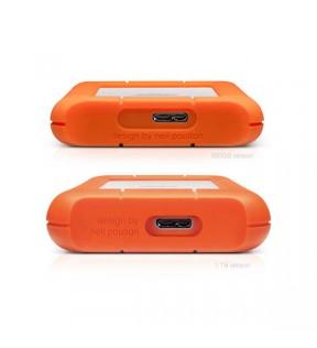 LaCie Rugged Mini - disque dur - 4 To - USB 3.0 LaCie - 1
