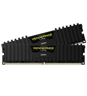 CORSAIR Vengeance LPX - DDR4 - kit - 32 Go: 2 x 16 Go - DIMM 288 broches - 2133 MHz / PC4-17000 - mémoire sans tampon CORSAIR -