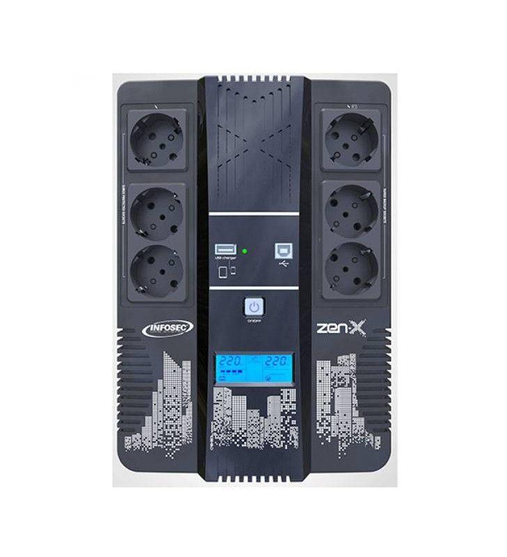 Périphériques PC-INFOSEC-OND-INF-ZEN-X-800